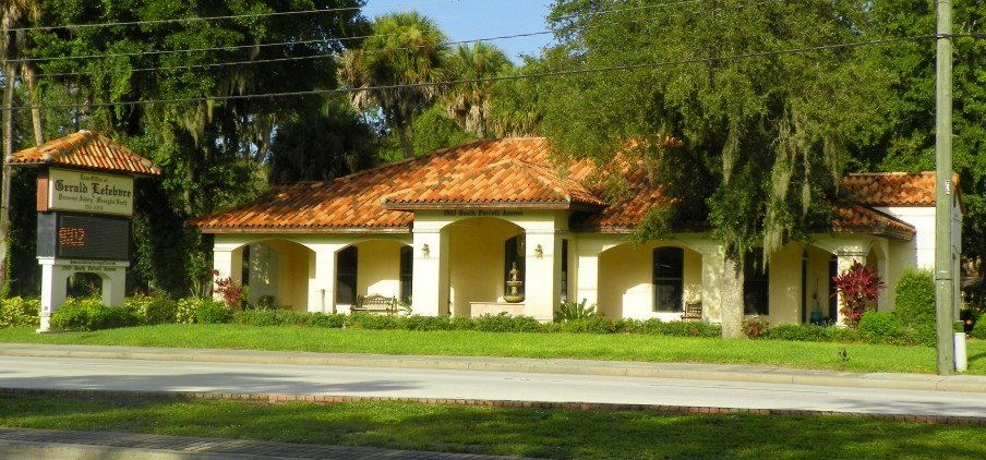 Principal office is located in Okeechobee, Florida